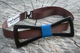 брендовый галстук бабочка