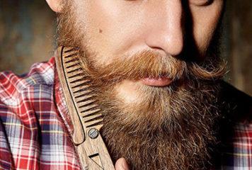 Гребешки для бороды